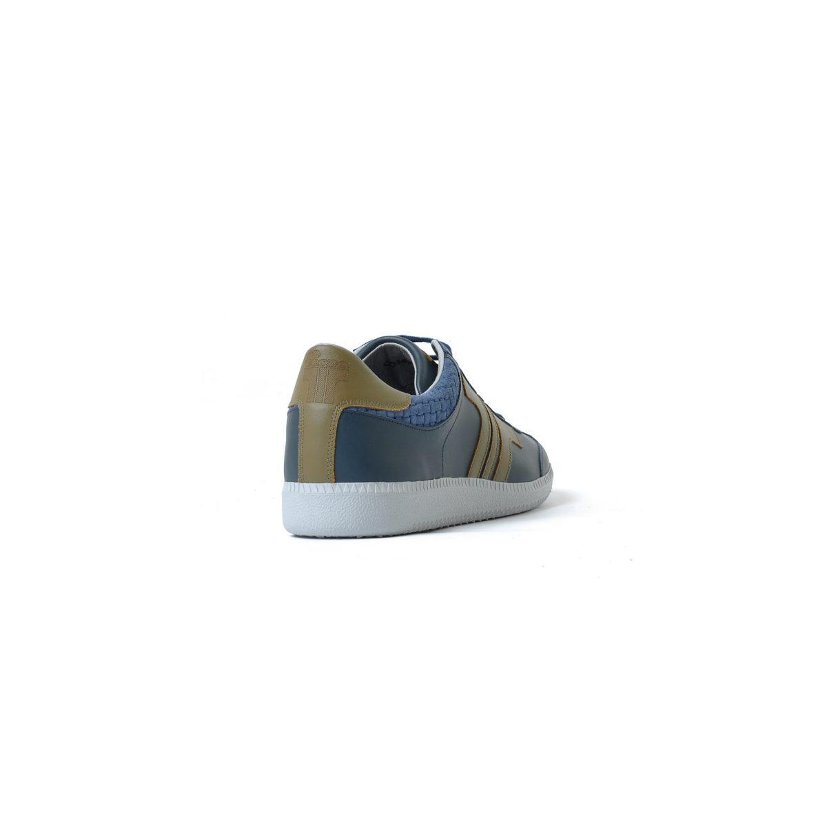 Tisza cipő - Compakt - Sötétkék-keki