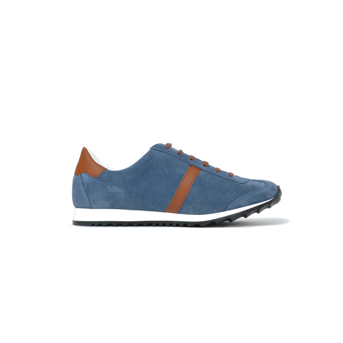 Tisza cipő - Martfű - Farmer-mahagóni