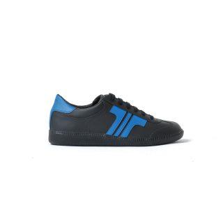 Tisza cipő - Compakt - Fekete-royal
