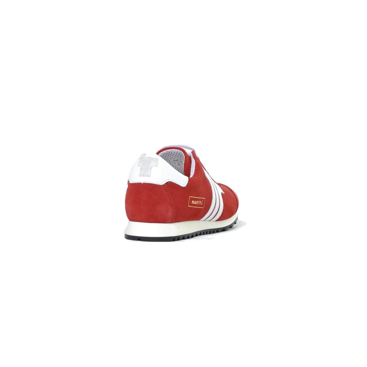 Tisza cipő - Martfű - Meggy-fehér