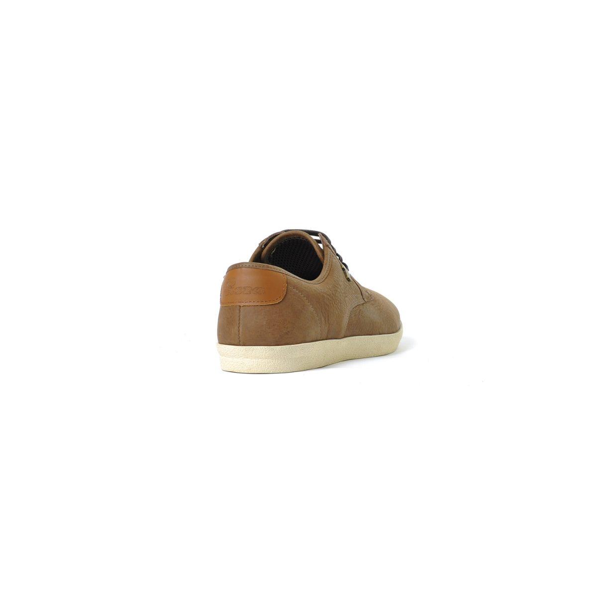 Tisza cipő - City - Barna bőr