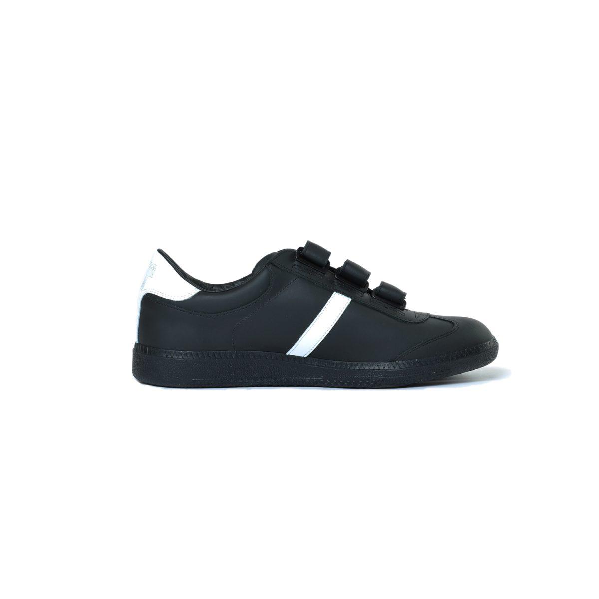 Tisza cipő - Compakt Delux - Fekete-fehér jubileumi