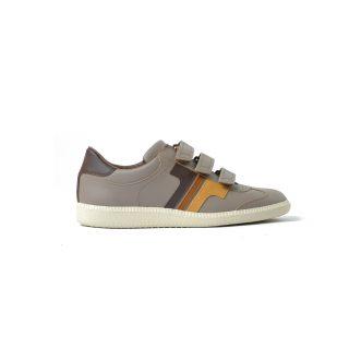 Tisza cipő - Compakt Delux - Föld-3barna