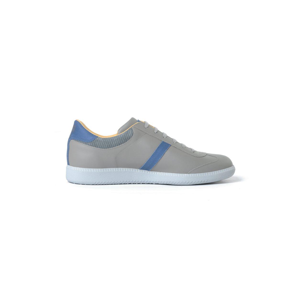 Tisza cipő - Compakt - Szürke-kék-kord