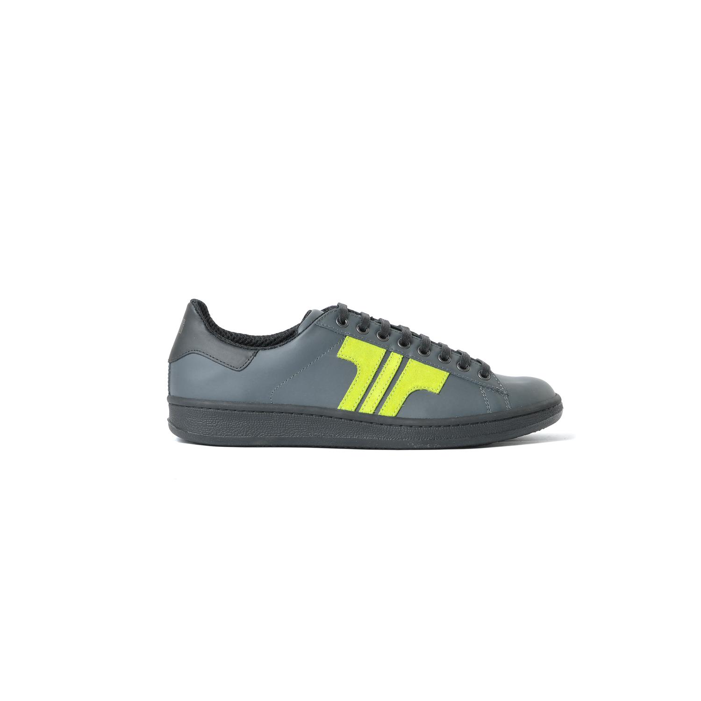 Tisza cipő - Tradíció'80 - Árnyék-ánizs-fekete
