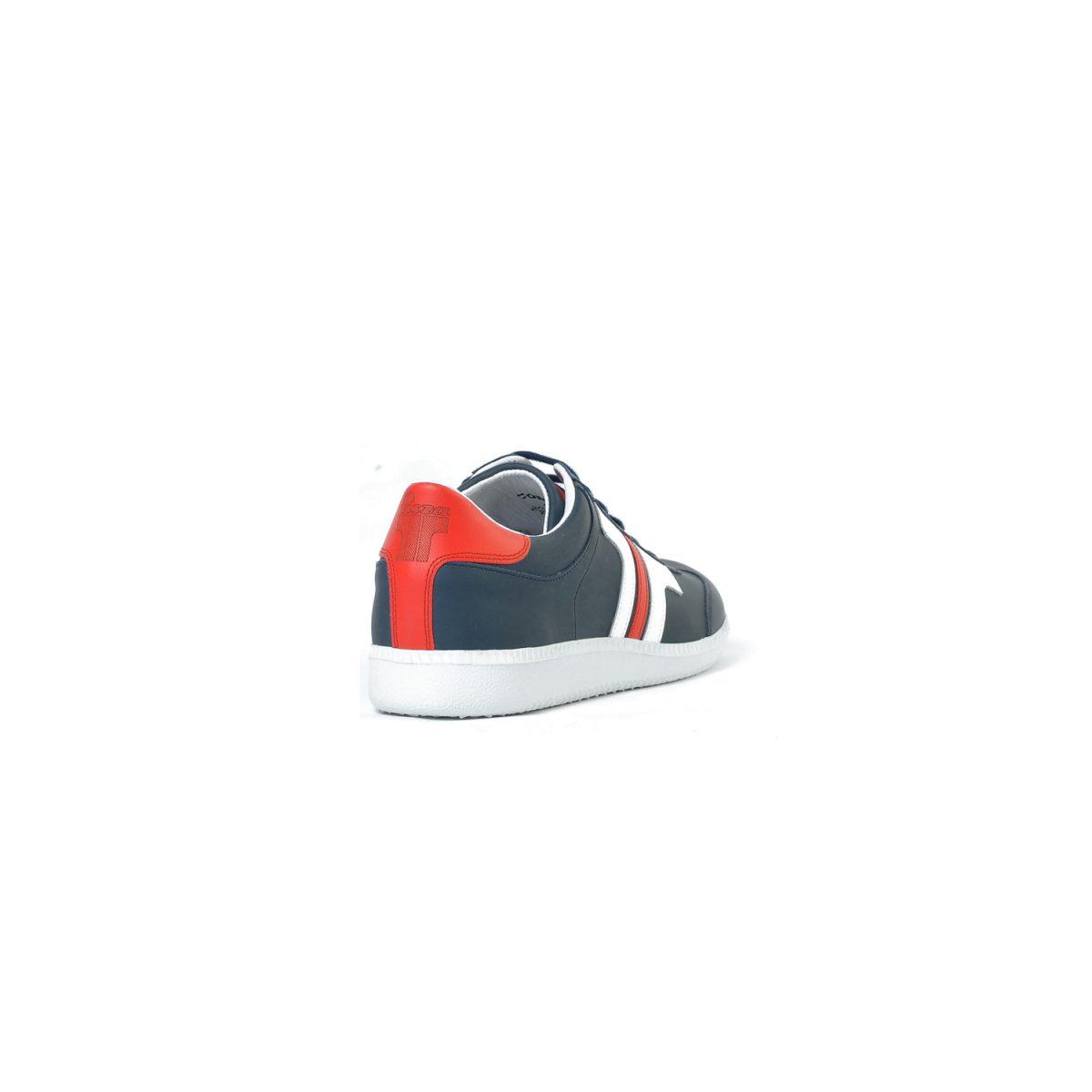 Tisza cipő - Compakt - Sötétkék-fehér-piros