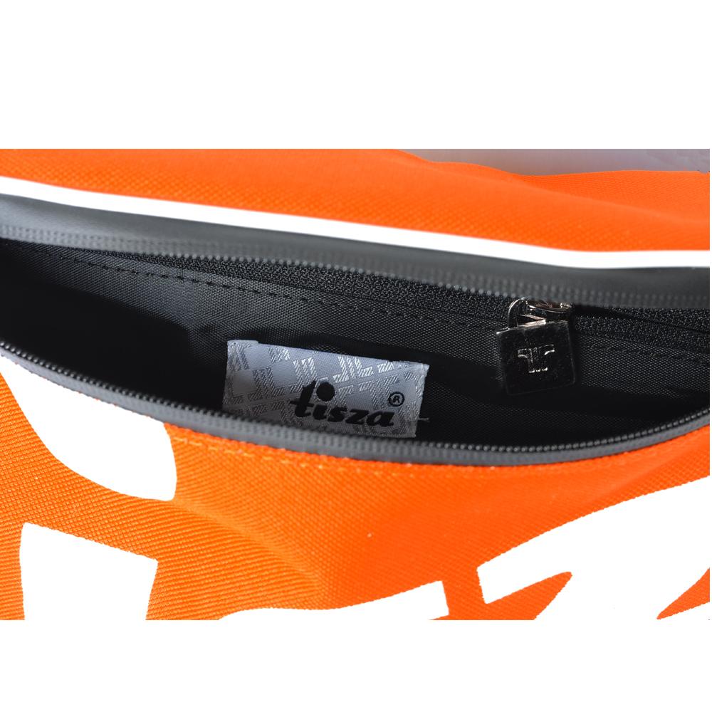 Tisza cipő - Nagy övtáska - Narancs