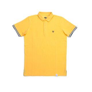 Tisza cipő - Galléros póló - Sárga