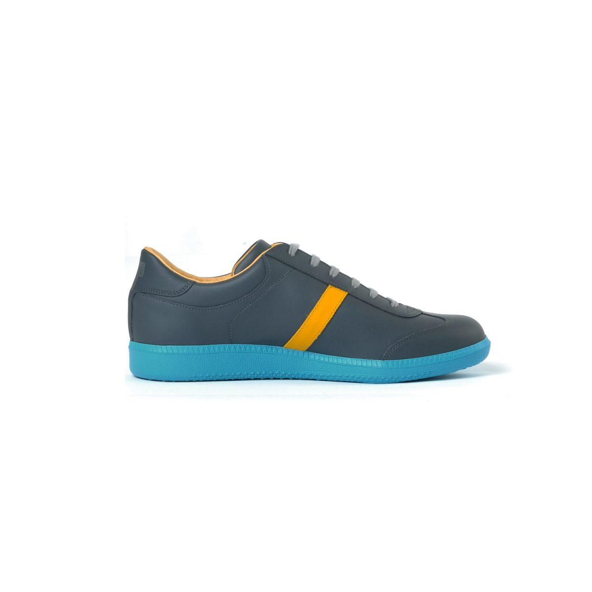 Tisza cipő - Compakt - Árnyék-sárga