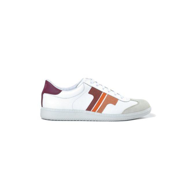 Tisza cipő - Compakt - Fehér-korall