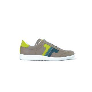 Tisza cipő - Compakt - Föld-3zöld