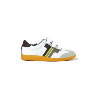 Tisza cipő - Compakt delux - Fehér-kert