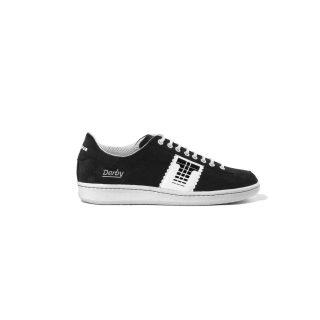 Tisza cipő - Derby - Fekete