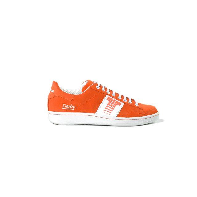 Tisza cipő - Derby - Lazac