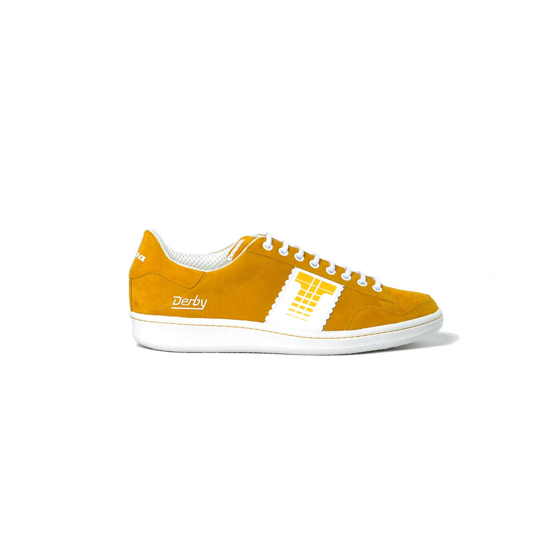 6903220024 ... Tisza cipő - Derby - Sárga ...