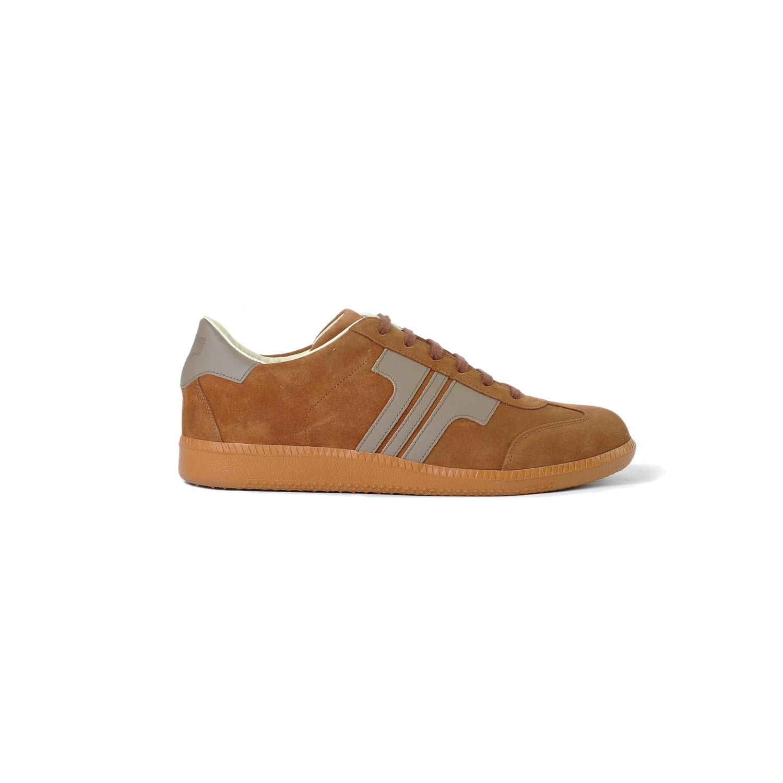 Tisza cipő - Comfort - Rozsda-fold