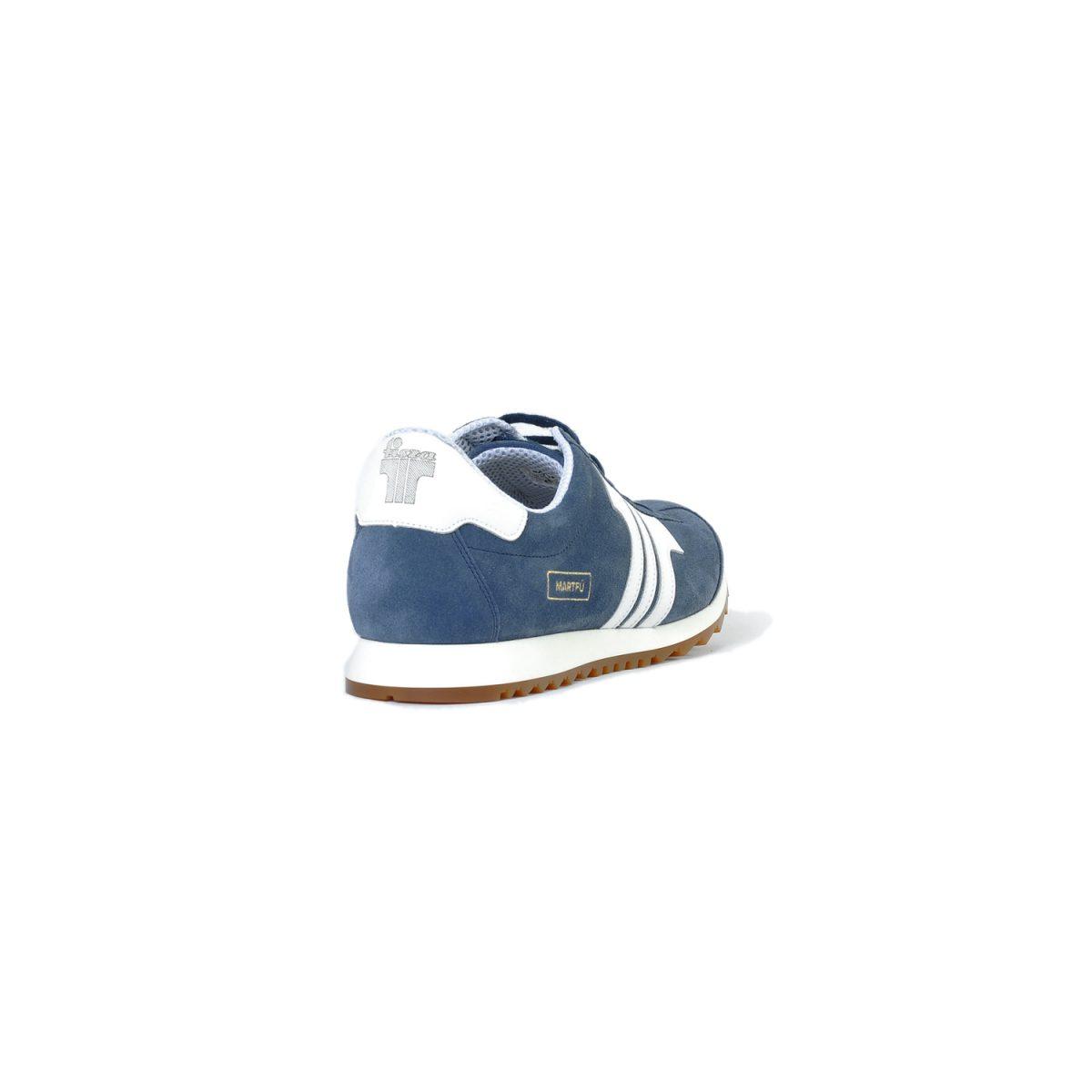 Tisza cipő - Martfű - Sötétkék-fehér