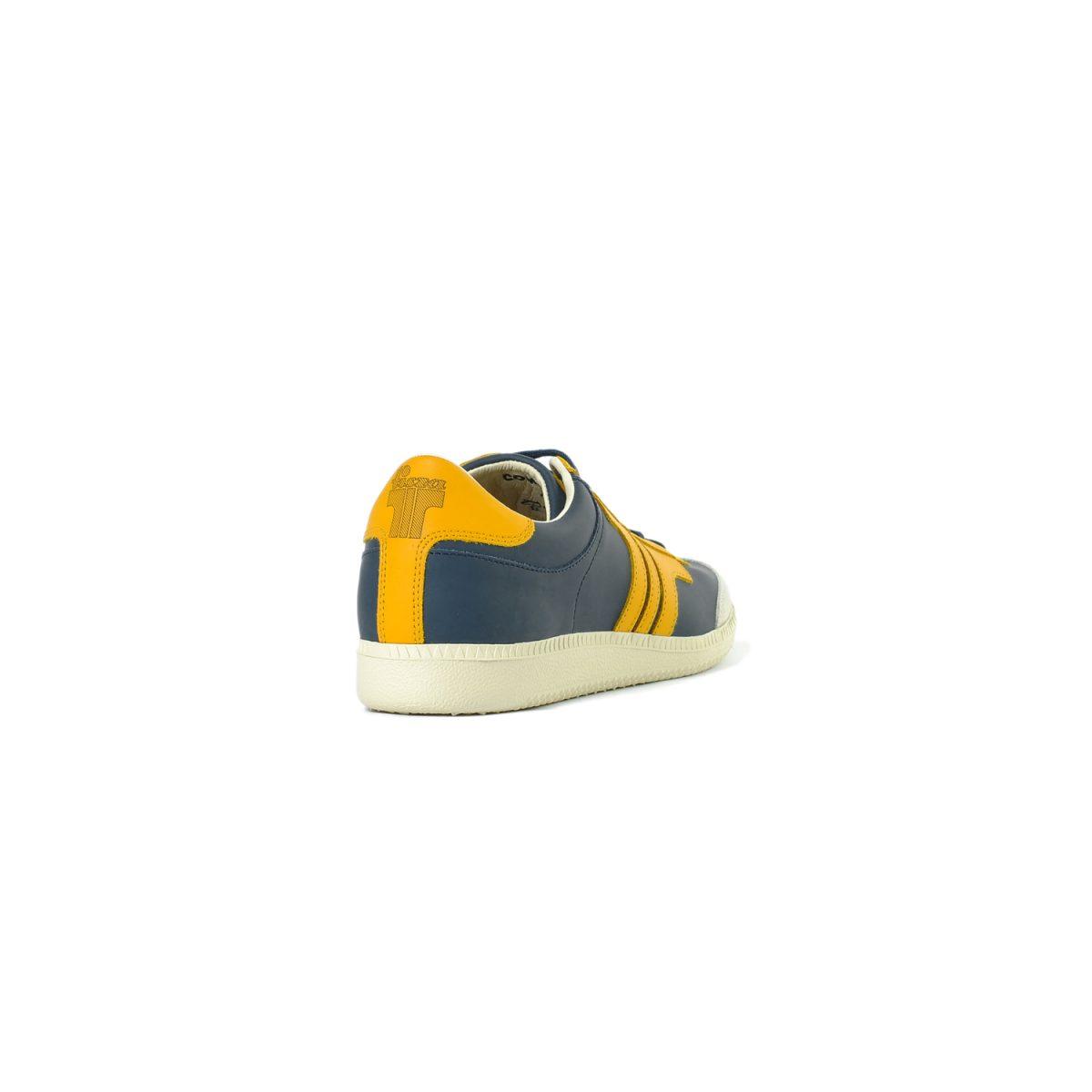 Tisza cipő - Compakt - Sötétkék-nap
