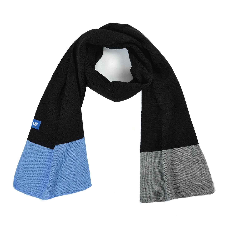 Tisza cipő - Sál - Fekete-kék