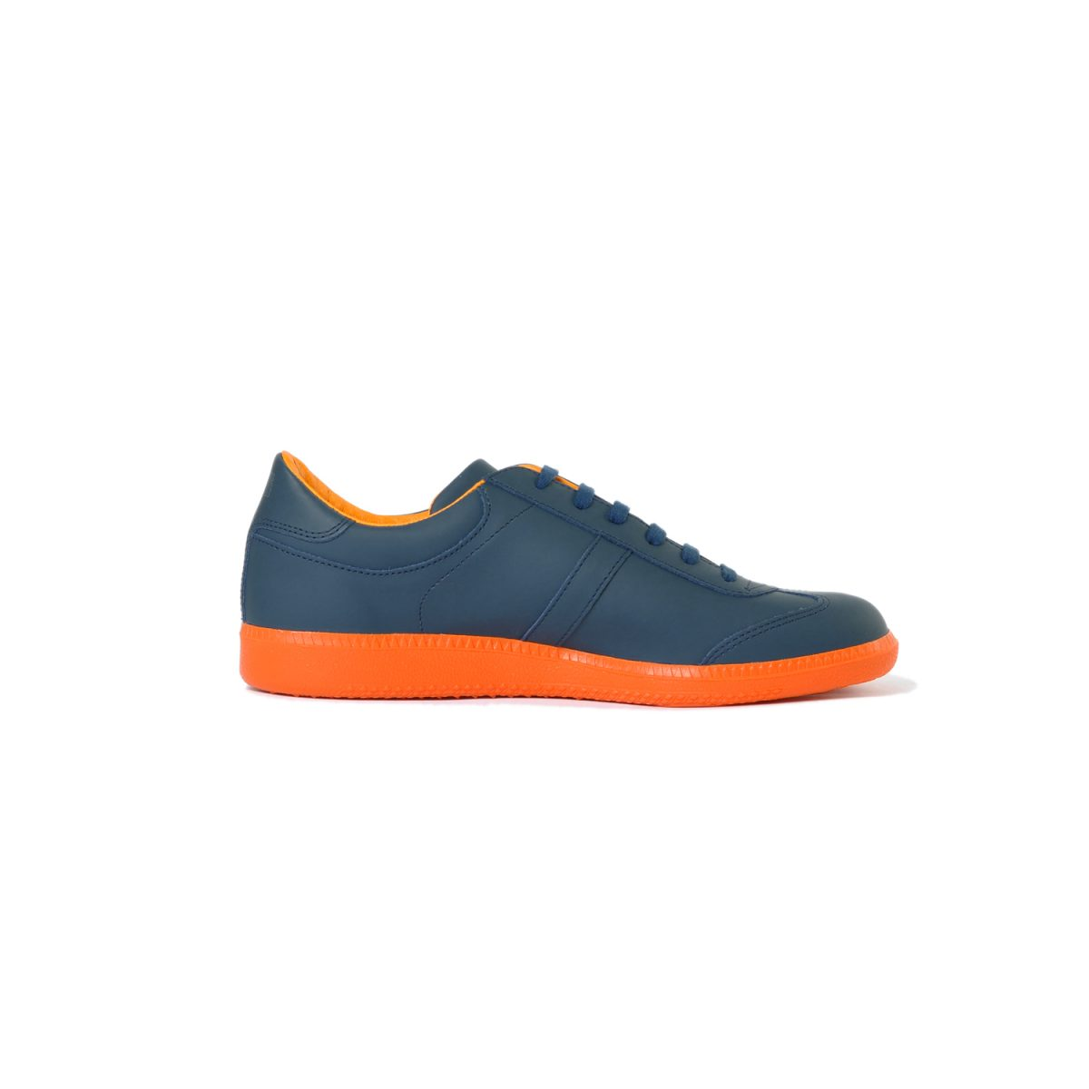 Tisza cipő - Compakt - Sötétkék-narancs