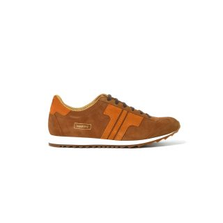 Tisza cipő - Martfű - Camel