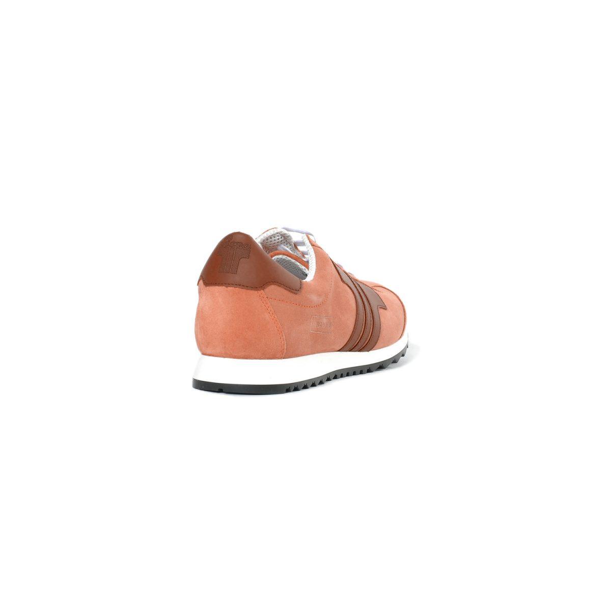 Tisza cipő - Martfű - Nyers-bronzbarna