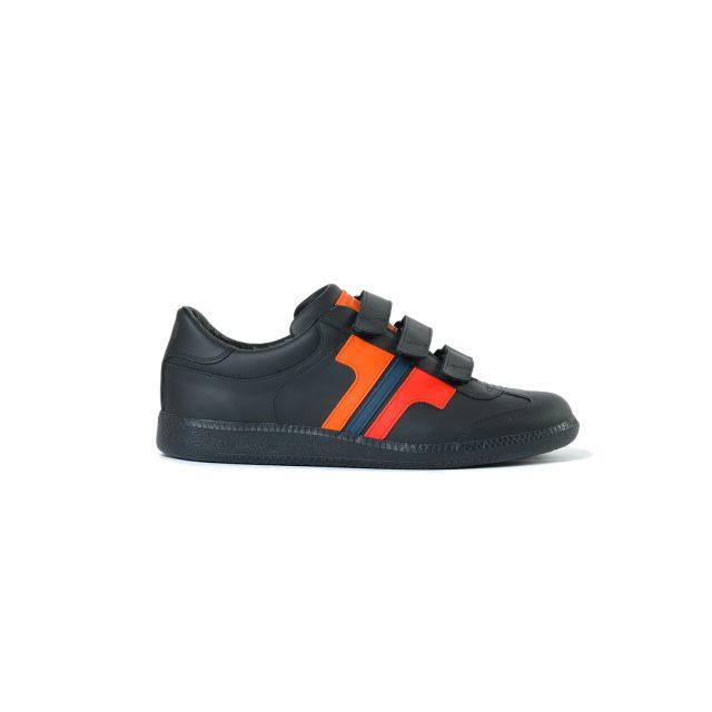 Tisza cipő - Compakt Delux - Fekete-mix