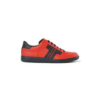 Tisza cipő - Compakt - Piros-fekete