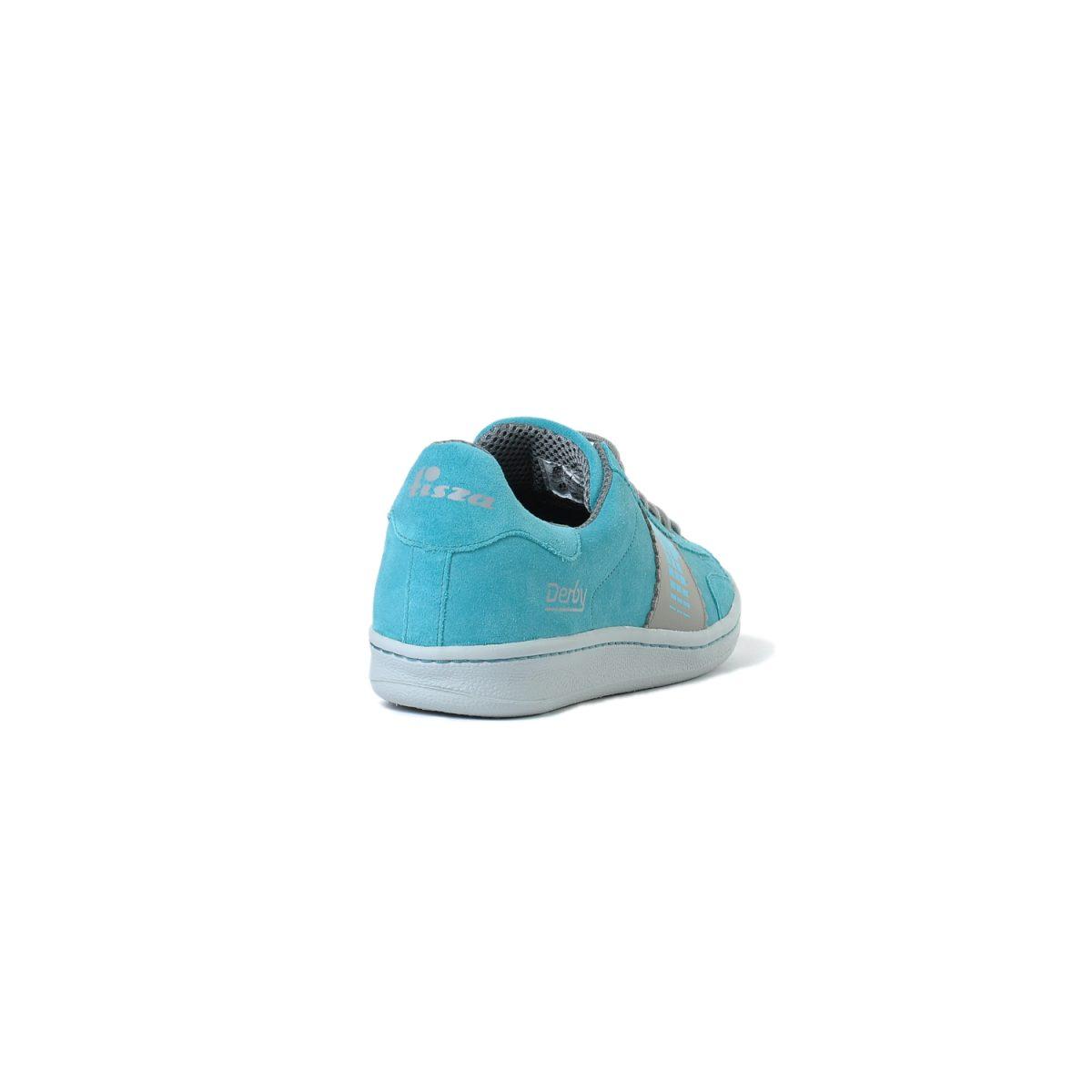 Tisza cipő - Derby - Víz-szürke