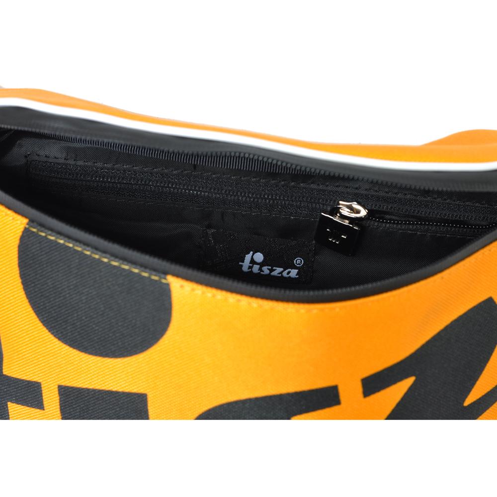 Tisza cipő - Nagy övtáska - Sárga
