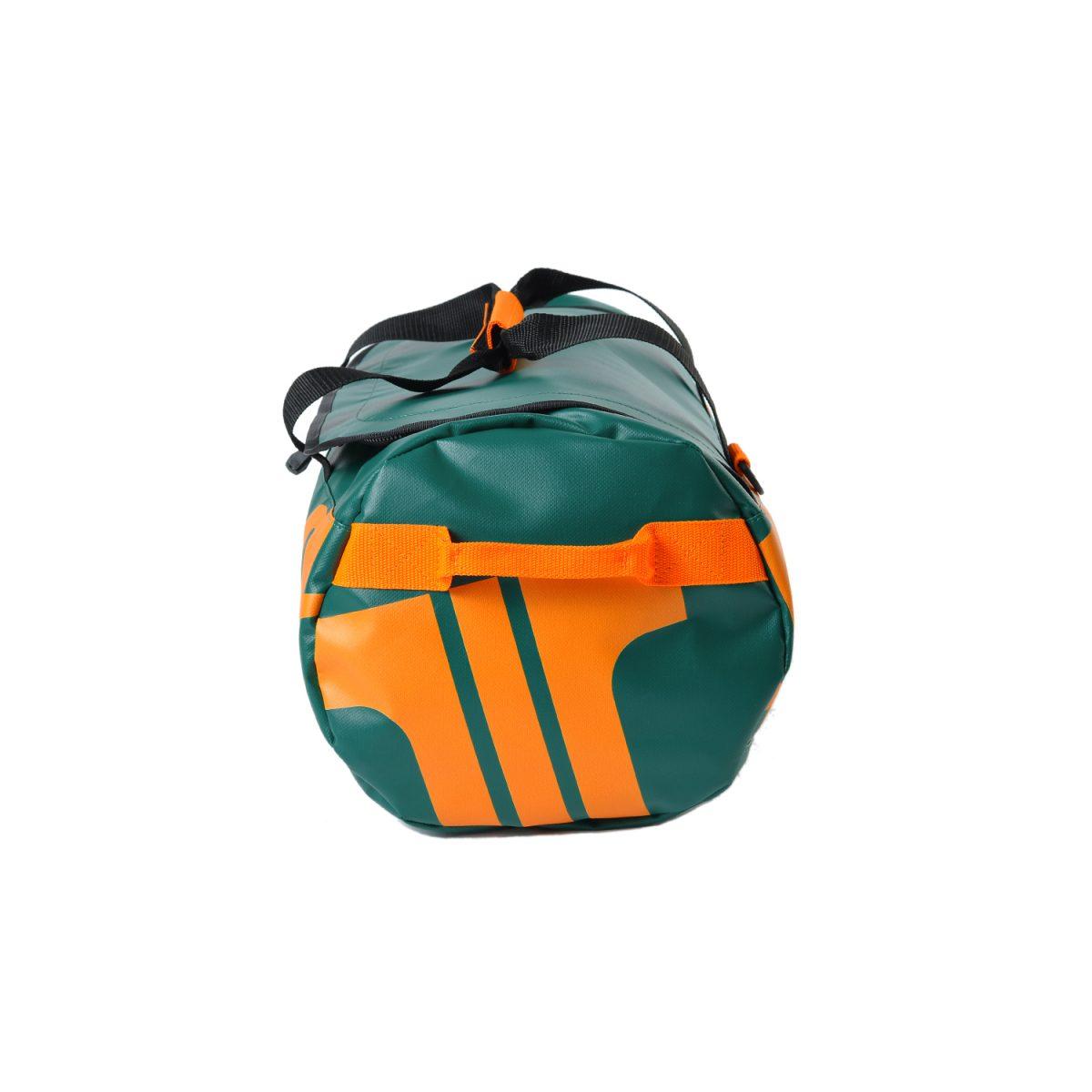Tisza cipő - Duffel - Zöld-narancs