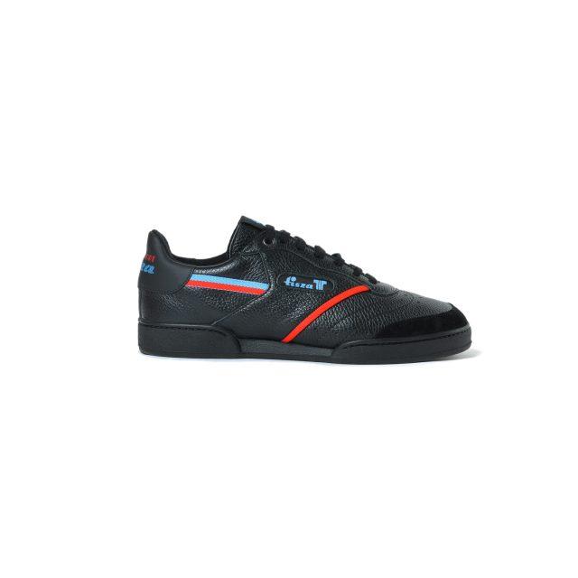 Tisza cipő - Sport - Fekete-piros