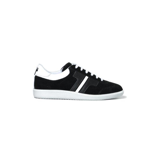 Tisza cipő - Compakt - Fekete-fehér