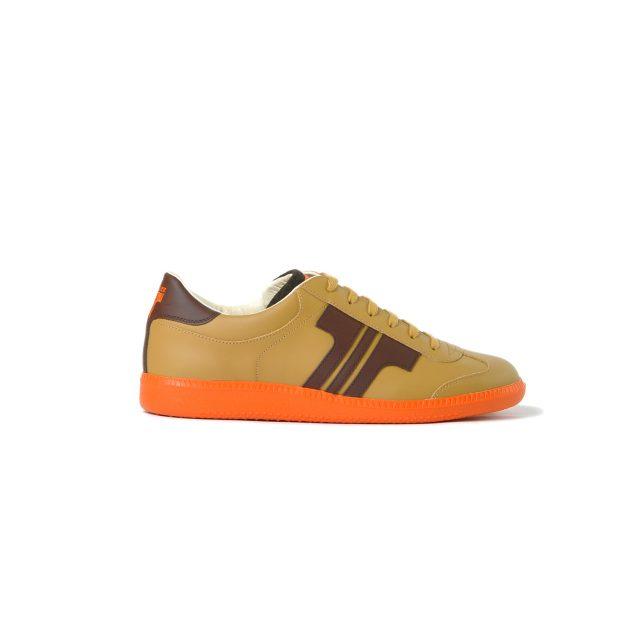 Tisza cipő - Compakt - Homok-barna