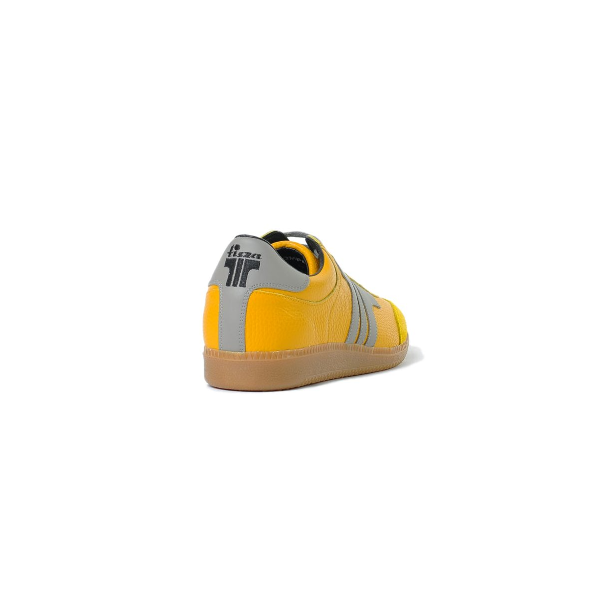 Tisza cipő - Compakt - Mustár
