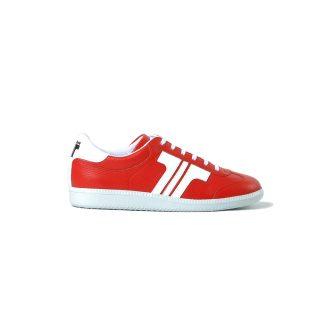 Tisza cipő - Compakt - Piros-fehér