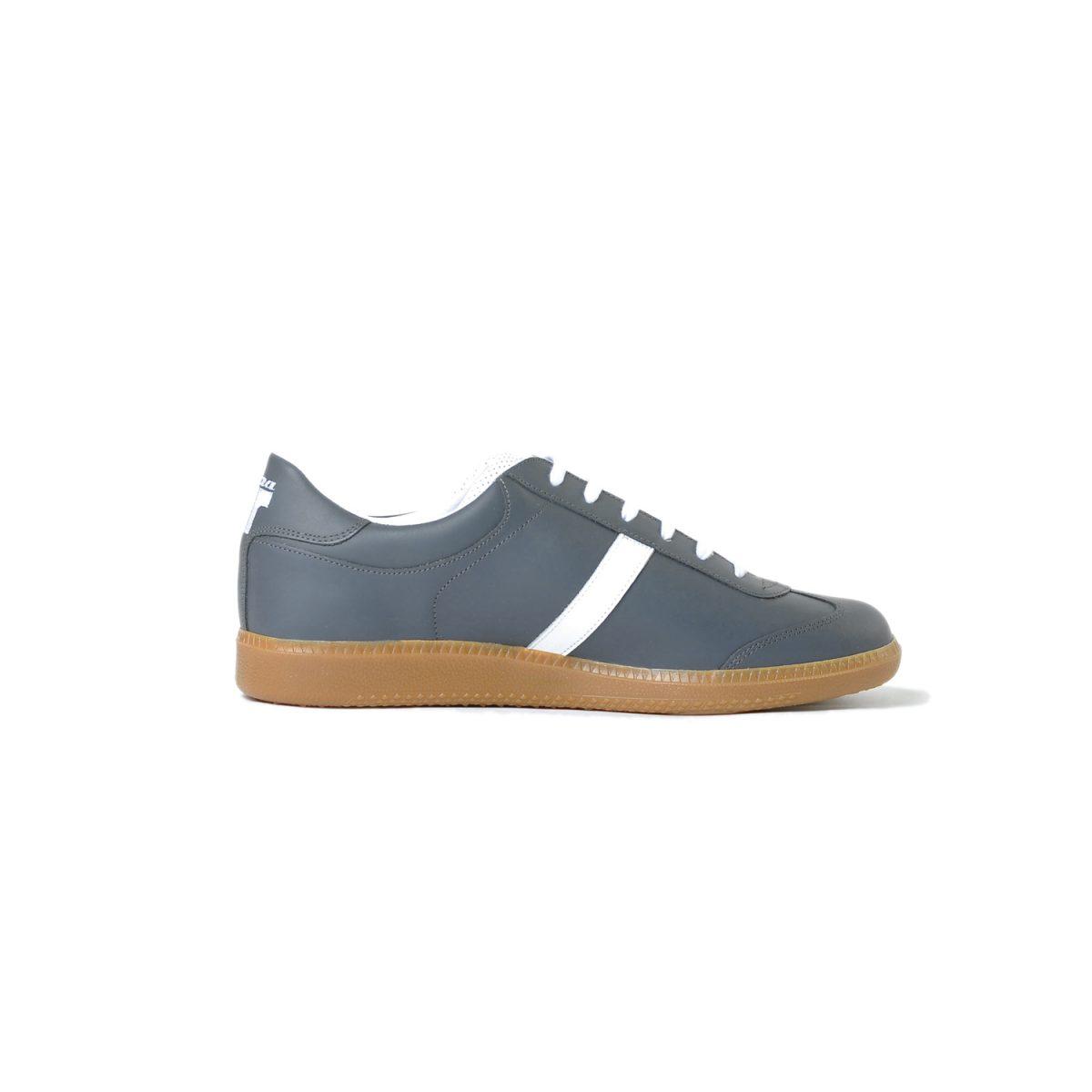 Tisza cipő - Compakt - Szürke-fehér