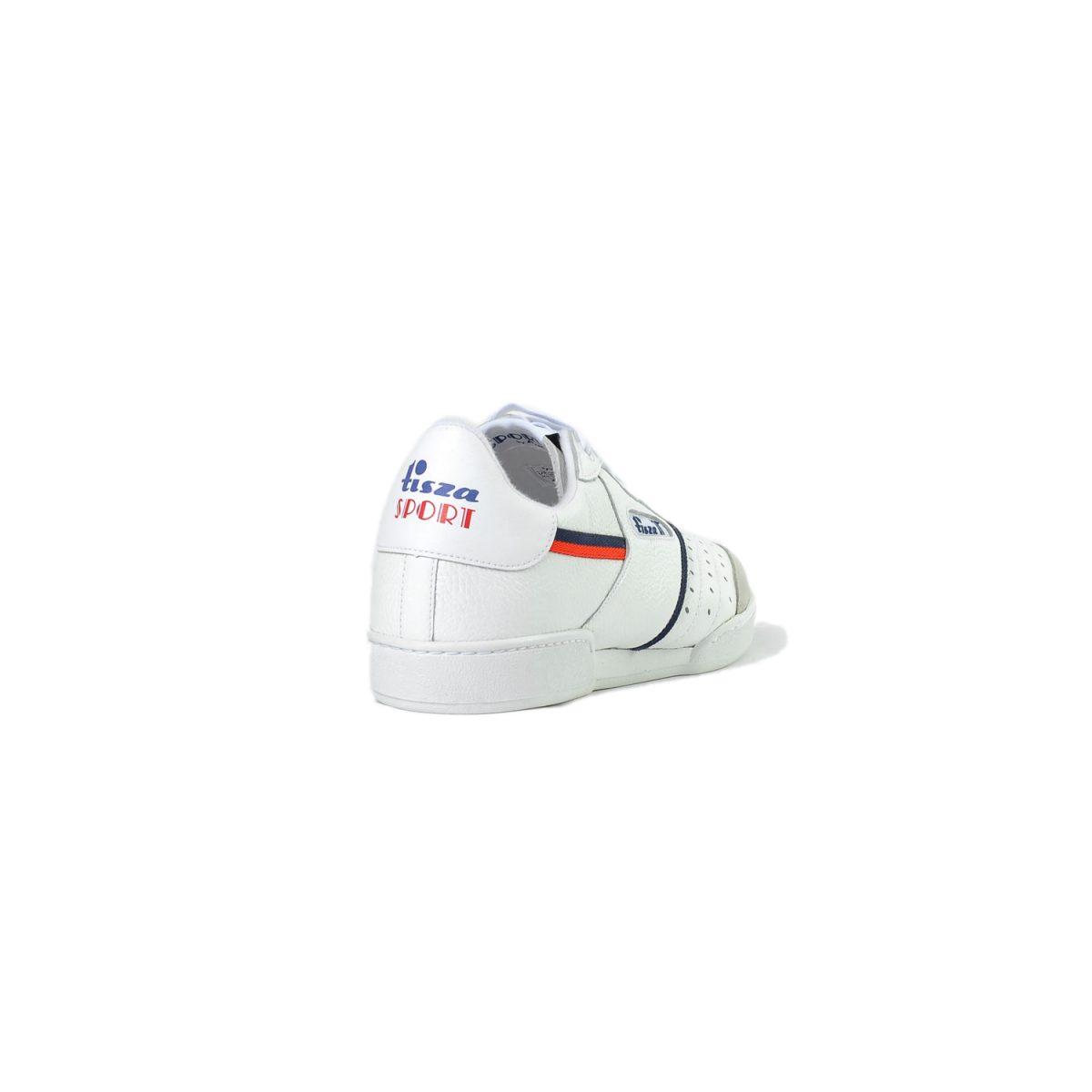 Tisza cipő - Sport - Fehér-piros-kék