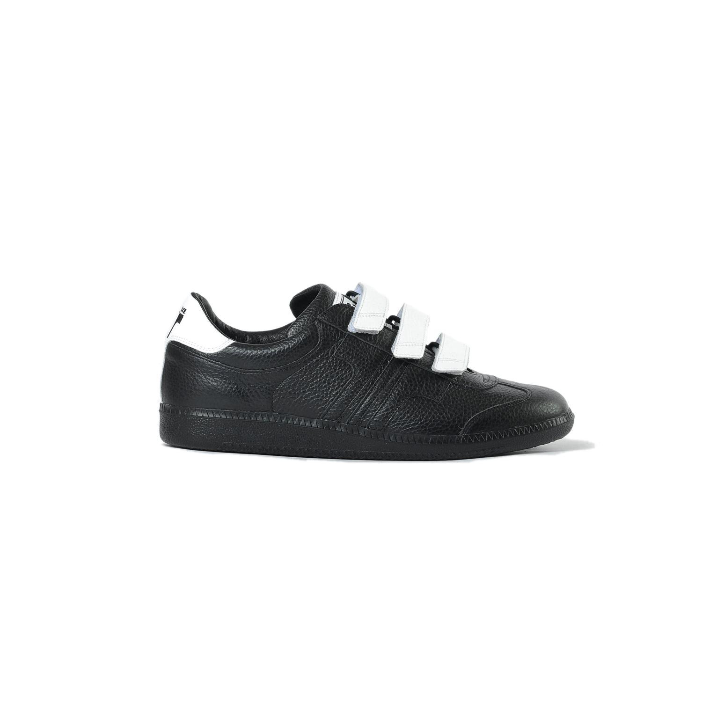 Tisza cipő - Compakt delux - Fekete-fehér