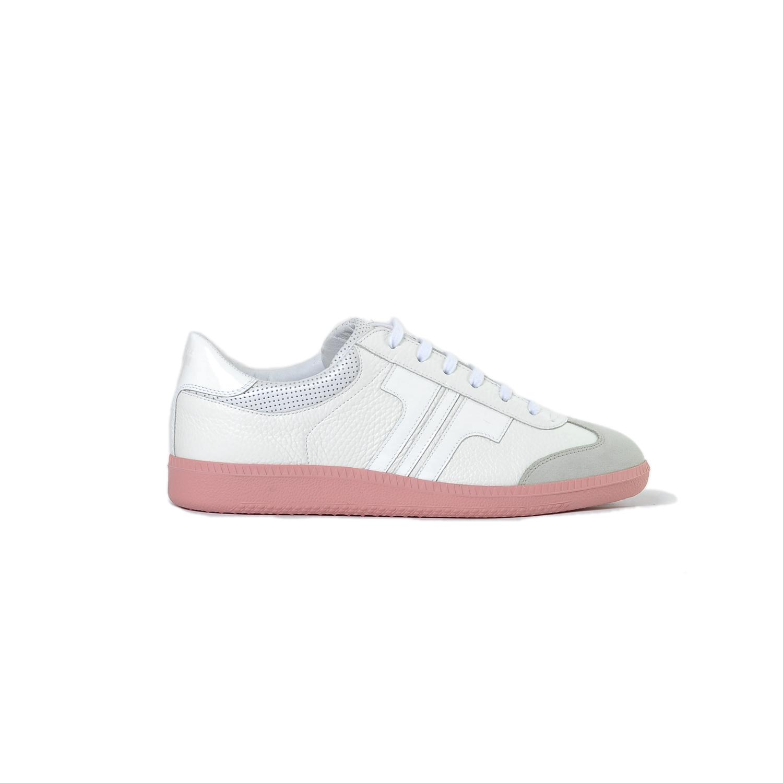 Tisza cipő - Compakt - Fehér-púder