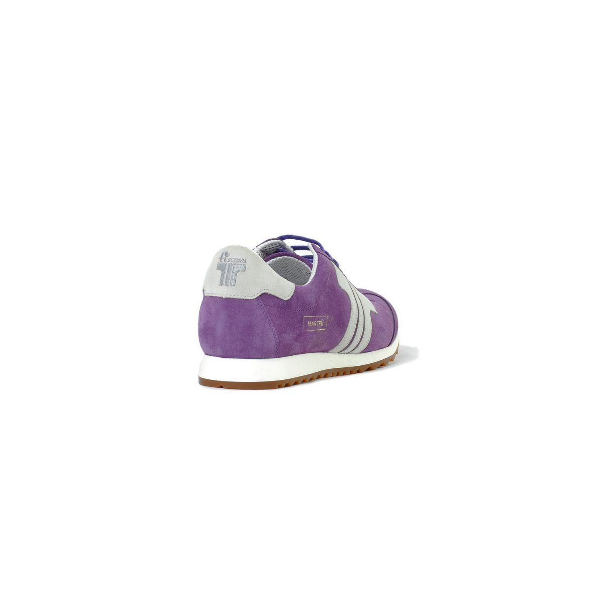 Tisza cipő - Martfű - Lila-natúr