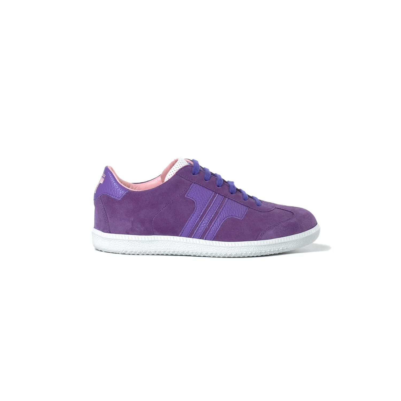 Tisza cipő - Comfort - Lila