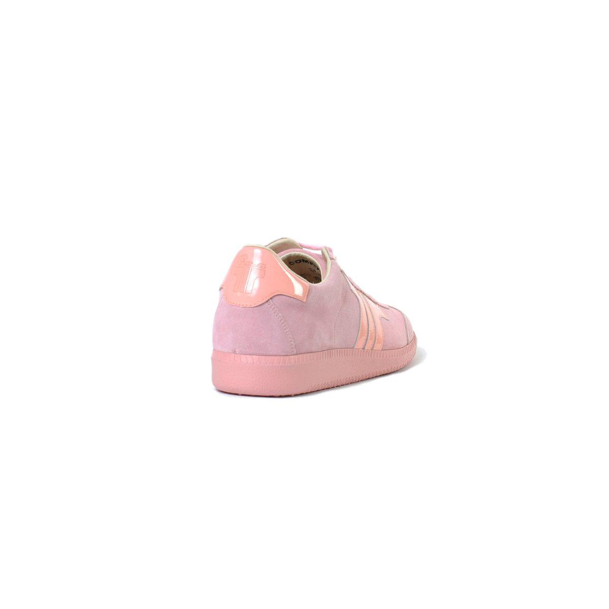 Tisza cipő - Comfort - Púder-lakk