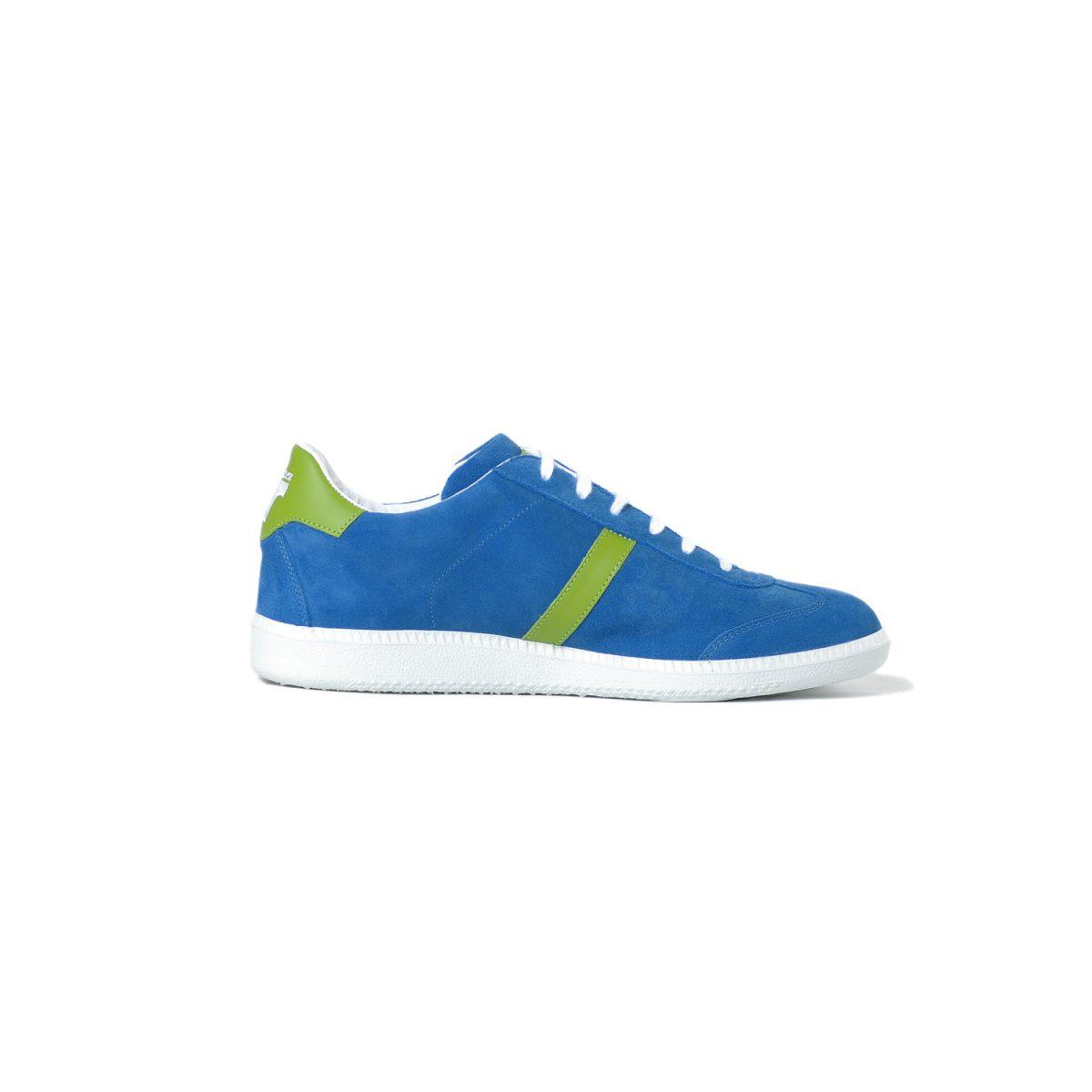 Tisza cipő - Comfort - Royal-lime