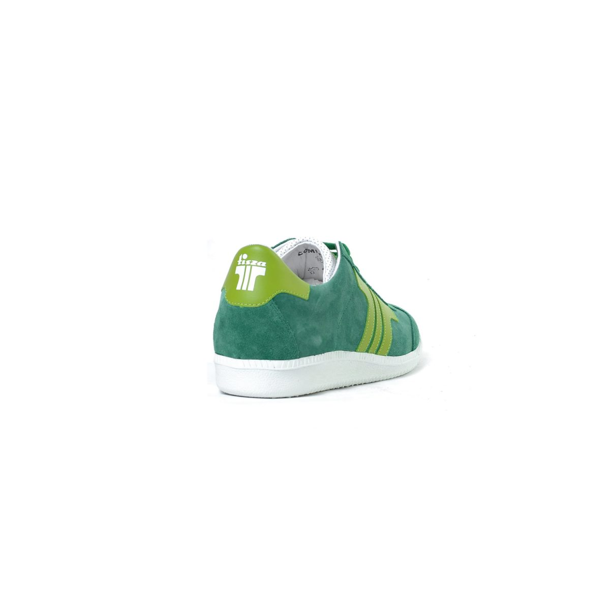 Tisza cipő - Comfort - Zöld-lime