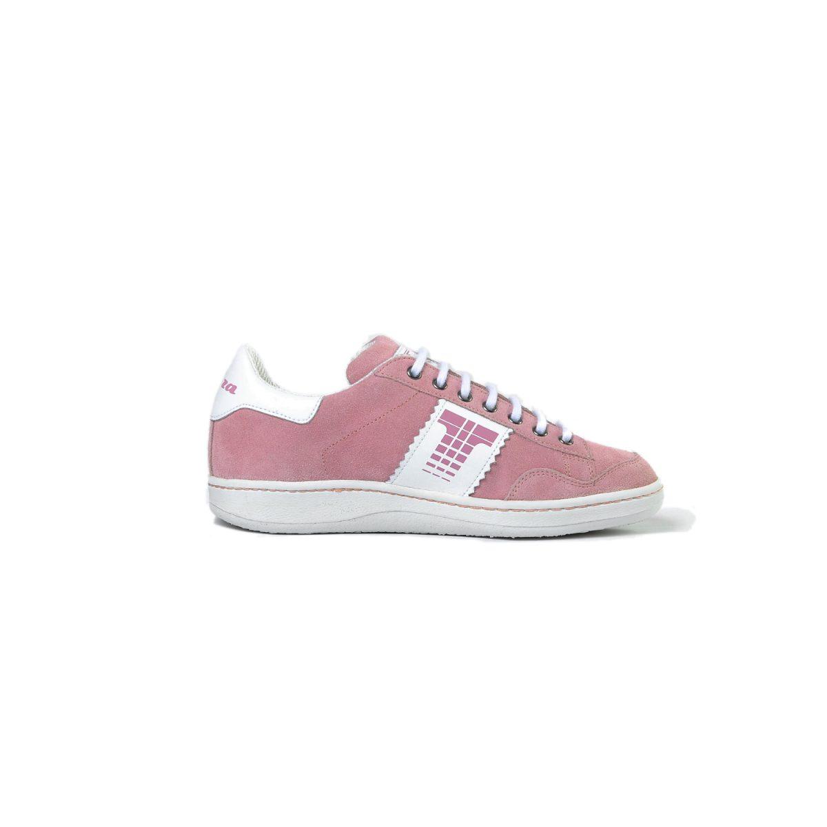 Tisza cipő - Derby - Púder-fehér