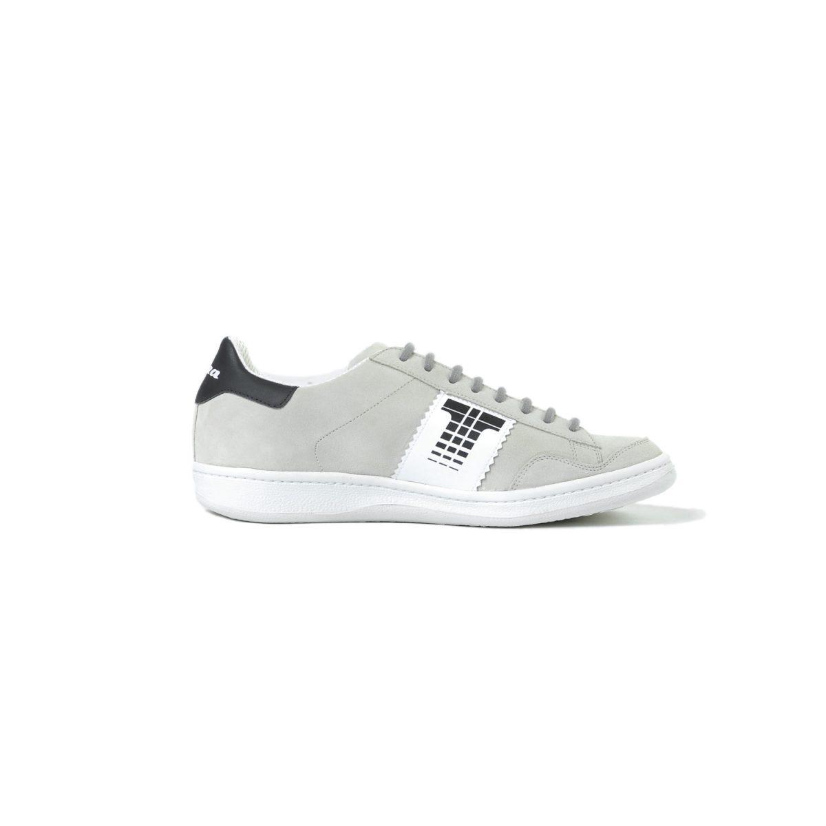 Tisza cipő - Derby - Törtfehér