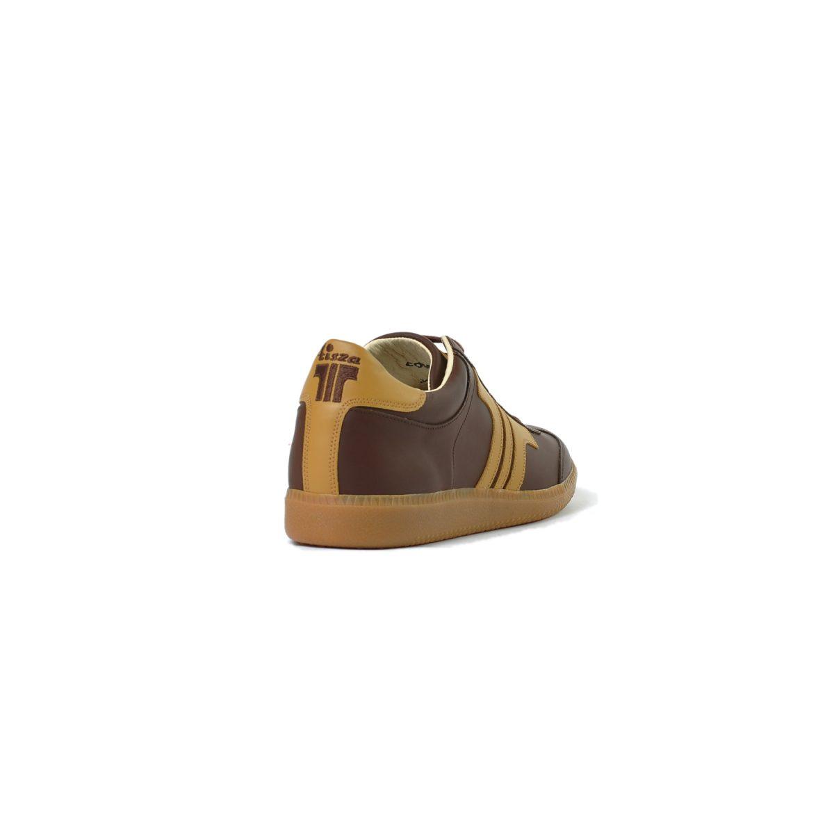 Tisza cipő - Compakt - Barna-bézs
