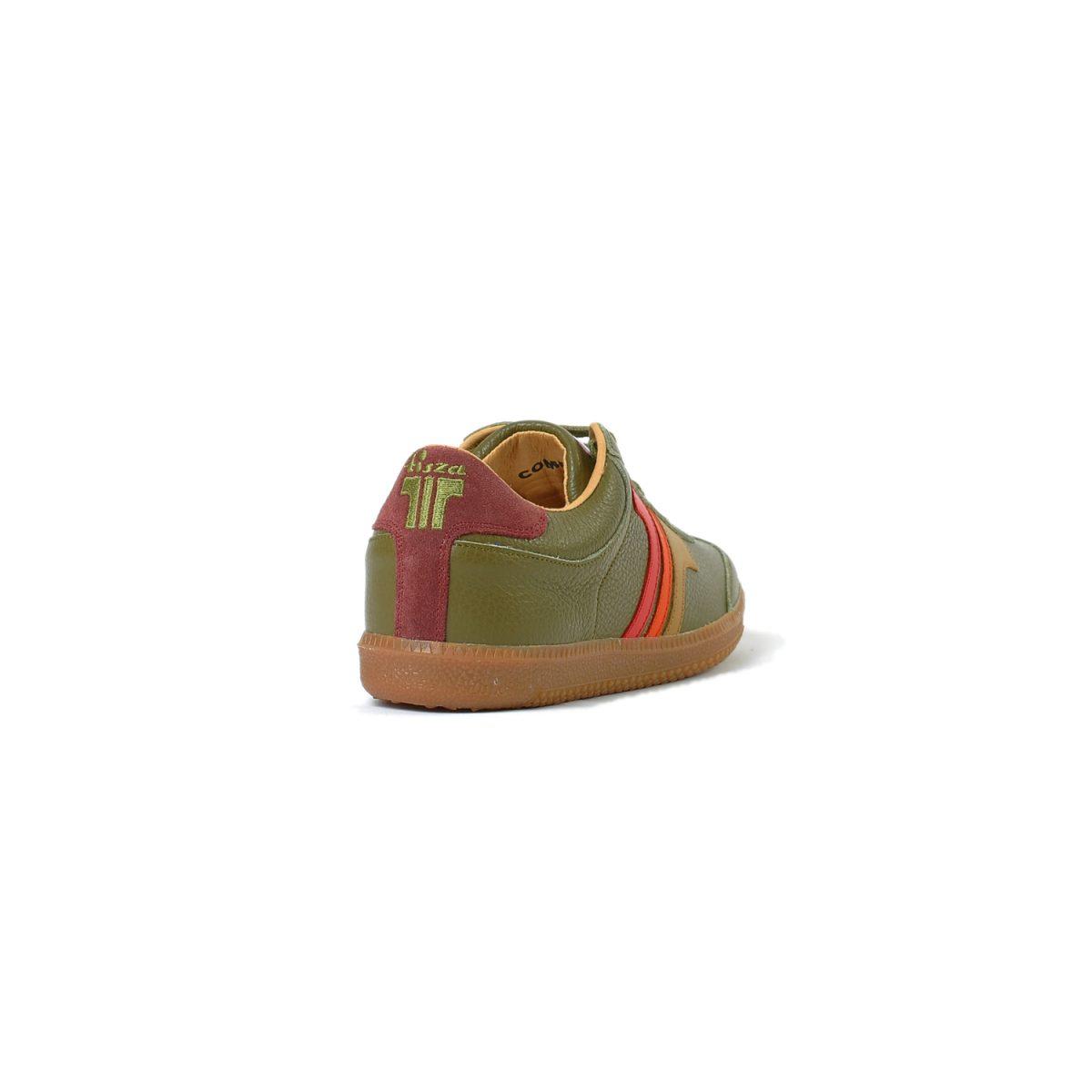 Tisza cipő - Compakt - Keki-ősz
