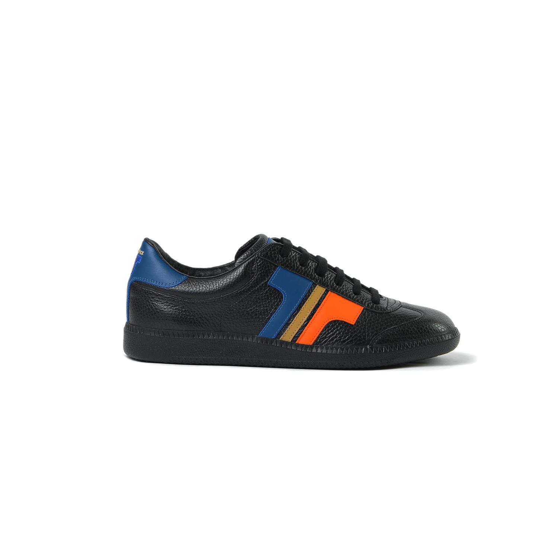 Tisza cipő - Compakt - Fekete-mix